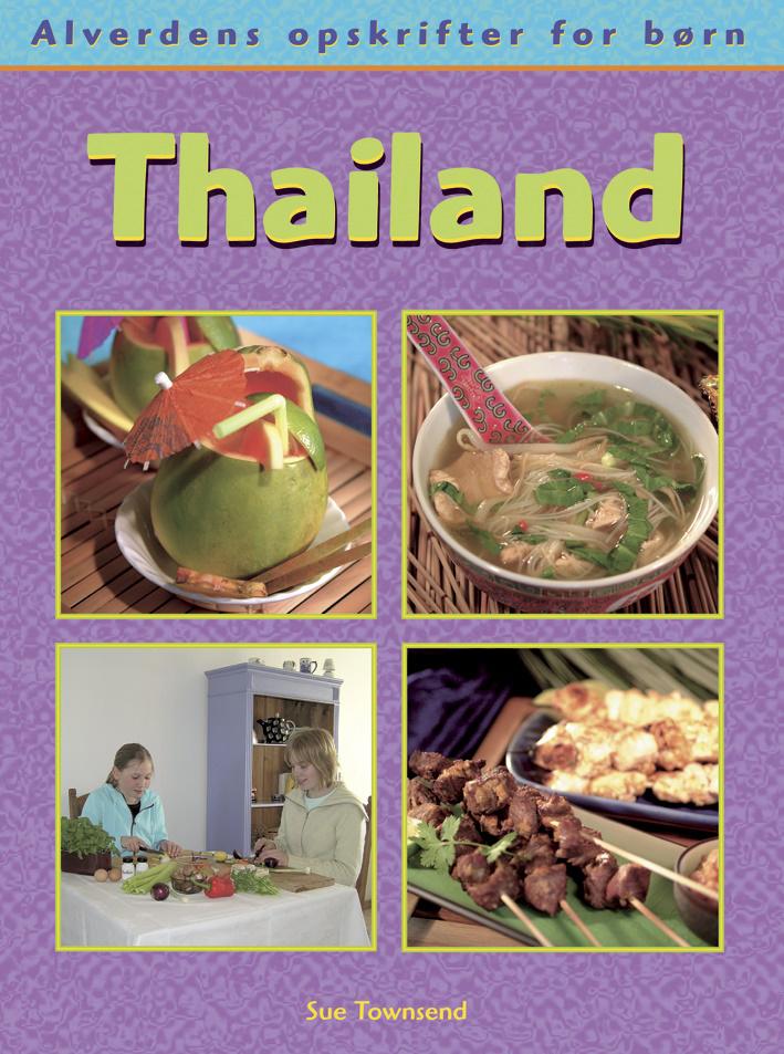 Alverdens opskrifter for børn – Thailand