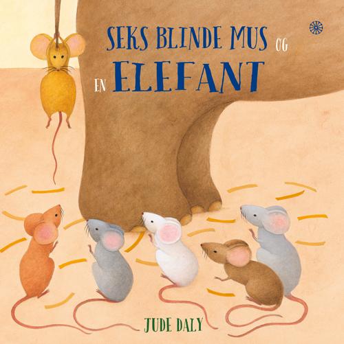 Seks blinde mus og en elefant