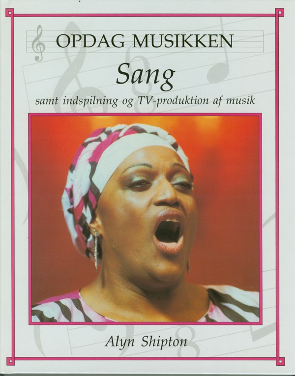 Opdag musikken: Sang – samt indspilning og tv-produktion af musik
